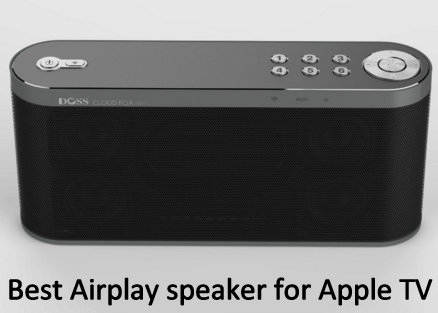 Best Airplay speakers for Apple TV