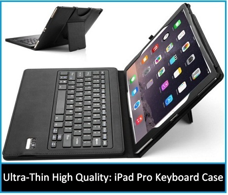 Keyboard Case for Apple iPad Pro 12.9 inch tablet