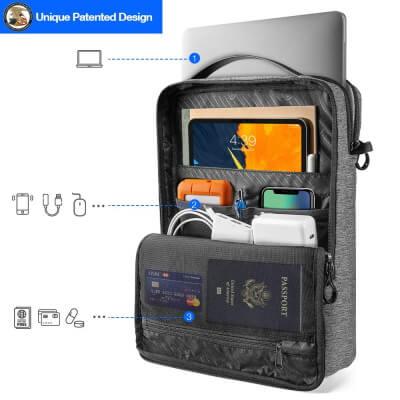 tomtoc iPad Pro 12.9 Case