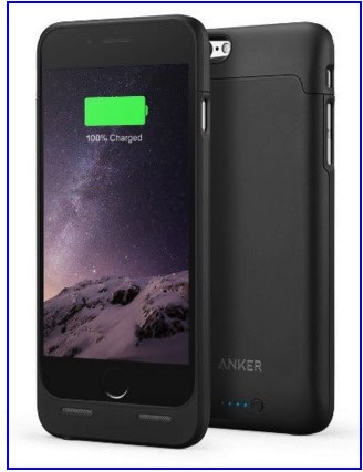 best iPhone 6S battery cases in offer price