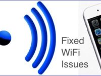 common issues for WiFi not working on iPhone, iPad