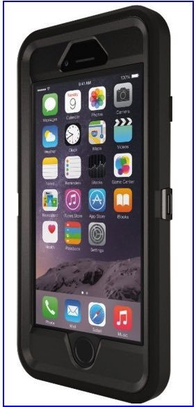 best iPhone 6s cases for protection by Otterbox