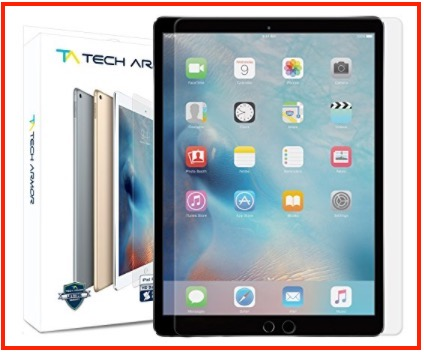 1 iPad pro screen protector for all size