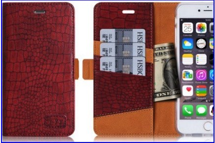 Best iPhone 6C wallet case in pro features