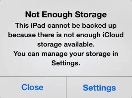 Not enough storage in iCloud message on iPhone, iPad [fixed]