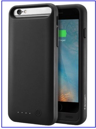 Best iPhone 6S case by spigen