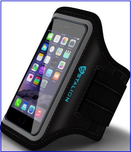 iPhone 5se durable armband by stalion