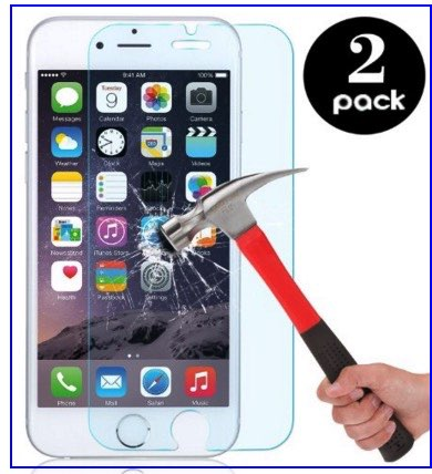 OMOTON iPhone 5se glass protector