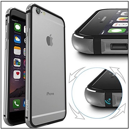4 IFCASE iPhone 6 case with Bumper protection