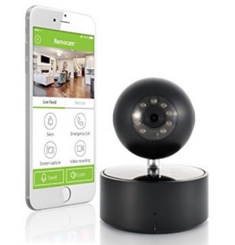 full features iPhone control camera Best iPhone controlled home automation