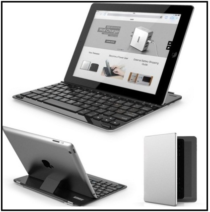Anker Bluetooth keyboard case for iPad Mini 4