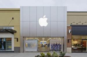 Beautiful Apple Stores in Washington DC: Biggest