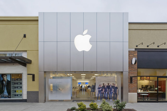 Apple Store, River Park Square