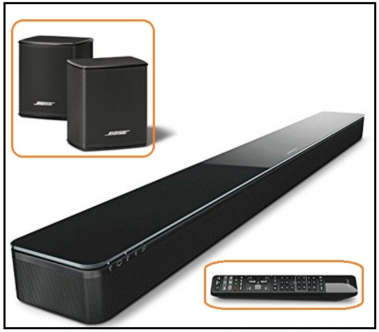 Cool HDMI external Speaker for Apple TV connect Sound bar get high quality sound