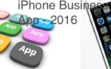 iPhone Business Management Apps in 2016