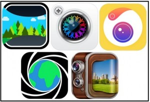Good 360 degree best Panorama apps for iPhone, iPad