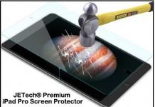 best iPad pro tempered glass screen protectors