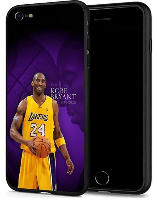 Kobe Bryant iPhone 6 Case