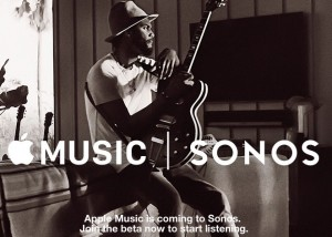 Play apple music on sonos sound system