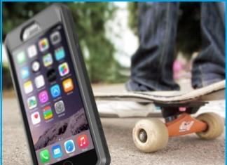 Supcase Apple iPhone 6S case