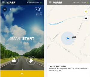 How to Start remotely Car using iPhone app