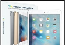 Best iPad mini 4 Screen Protectors 2015
