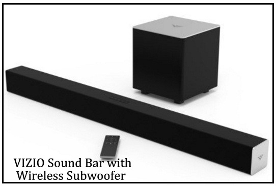 VIZIO best Soundbar for Apple TV