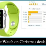 Best Discount on Apple Watch Deals on Christmas USA, UK 2017