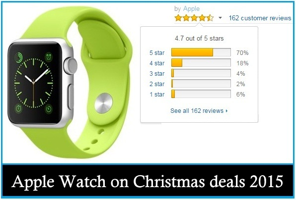 Apple Watch Deals with 42mm and 38mm band
