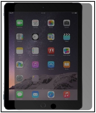 iPad Mini 4 privacy screen protector 360