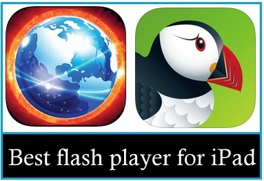 Best flash player supported iOS 9, iOS 8, iOS 10