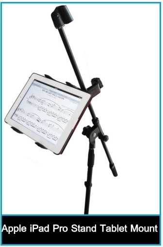 Best iPad Pro Mic Stand Mount: Good review Amazon