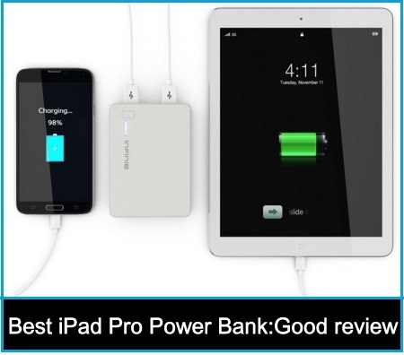 Best Ipad Pro Power Banks Portable External Charger