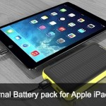 best external battery for ipad pro that is top iPad Pro Power Banks: Portable External Chargers