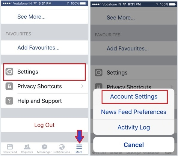 stop turn off Autoplay facebook video on iPhone