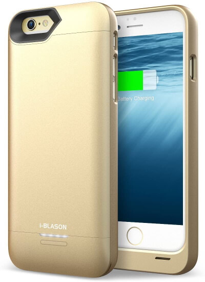 i-Blason 3200mAh battery case for iPhone 6S Plus