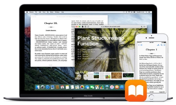 iBooks Sync iPhone, iPad and Mac: View, Sync, Print and Save