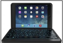 iPad Mini 4 Keyboard Zagg case