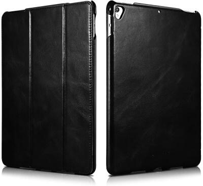 icarercase Leather Folio Case for iPad Pro