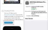 Download and install iOS 9.3 on iPhone, iPad