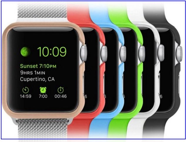 Best Apple Watch bumper case in reviews