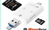 iPhone SD card viewer by Massdata