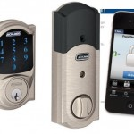 Best iPhone controlled door lock, Remotely lock or unlock