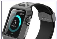 Bumper Apple watch case by i Blaston