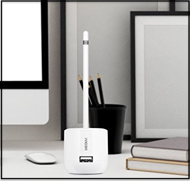 5 BlueFire Apple Pencil Dock for Charge
