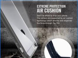 Bumper case for iPhone 6 by spigen