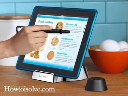 Mini size best iPad kitchen Stand 2016