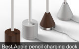 Best Apple pencil charging dock 2015-2016
