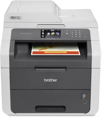Brother MFC9130CW All-In-One Printer