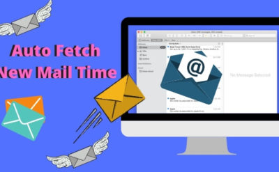 Check New Mail Check Time Automatically on Mac and MacBook